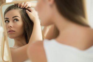 علت ریزش موی زنان