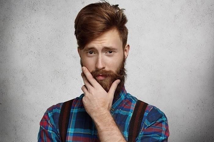 نتایج کاشت موی ریش